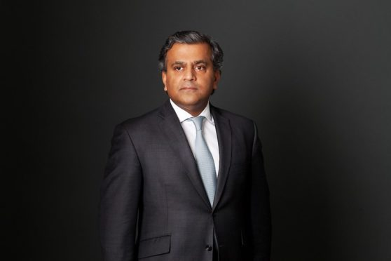 Dev Sanyal, BP Alternative Energy CEO and VP.