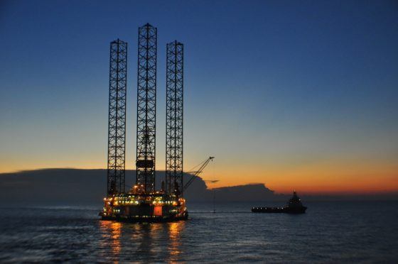 The Topaz Driller is executing Vaalco's work programme off Gabon