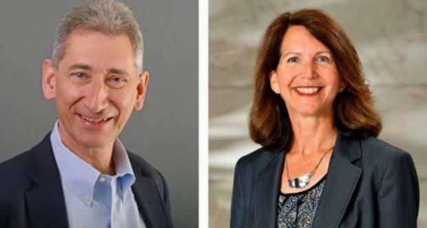 Mark Gainsborough and Elisabeth Brinton