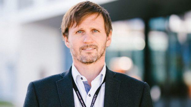 Nick Ashton, senior vice president for exploration in Norway and the UK. (Photo: Ole Jørgen Bratland)