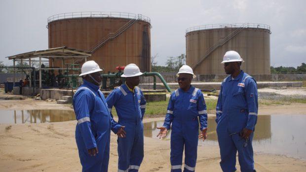 Lekoil workers, via Lekoil