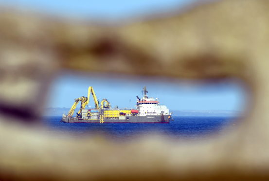 Revenues for the sector have gone up thanks to a gradual recovery in the oil and gas industry and an increase in offshore wind work.
