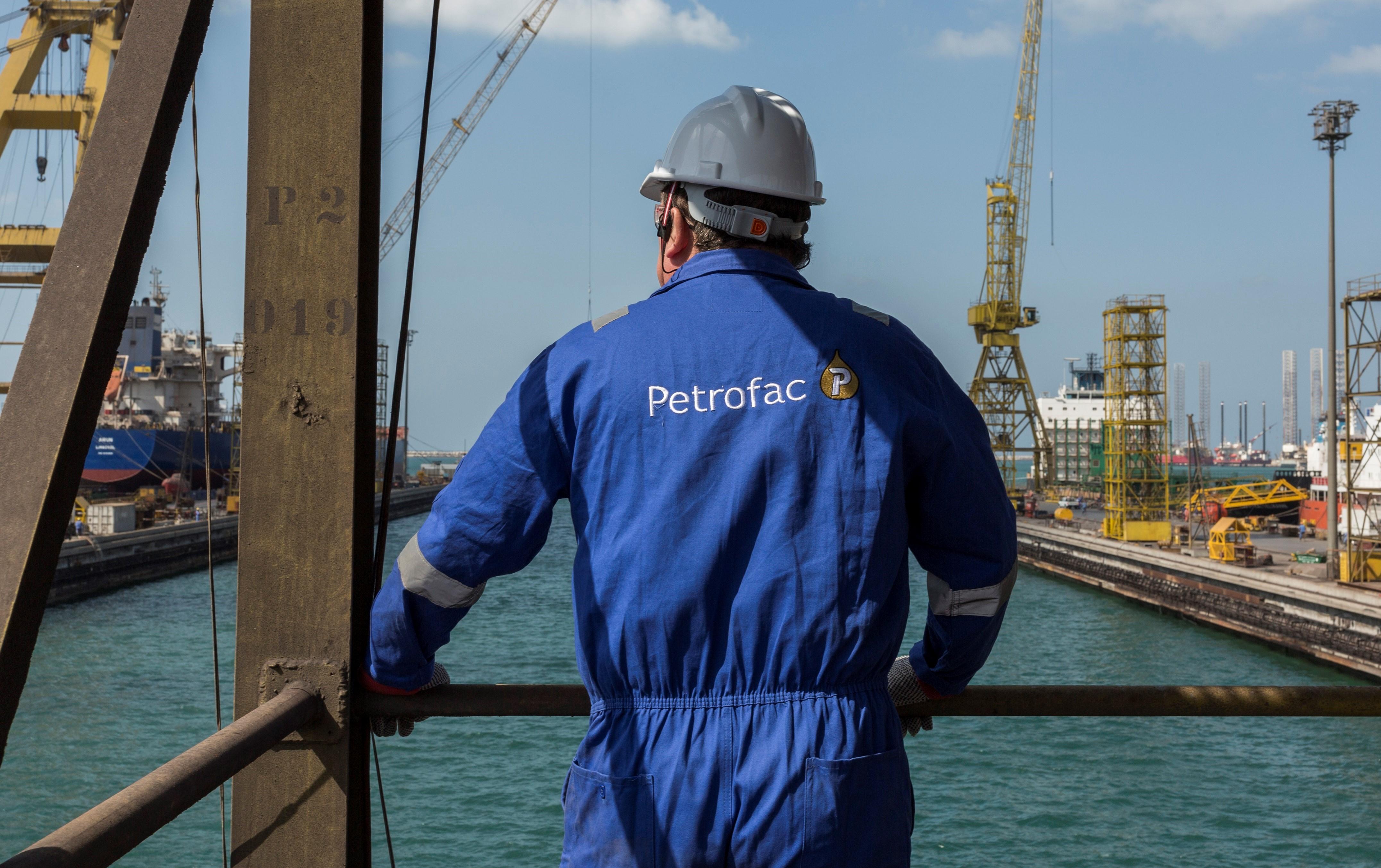 Petrofac bribery