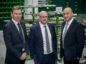 READ Cased Hole's Senior Leadership Team (L-R) Alan Walsh, Bruce Melvin and Kevin Giles