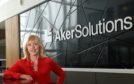 Sian Lloyd Rees of Aker Solutions
