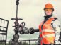 Woman engineer in the oil and gas sector.