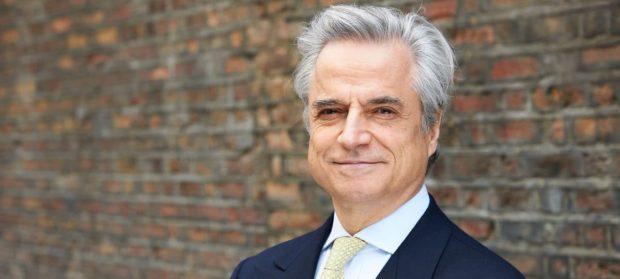 Zenith's CEO Andrea Cattaneo
