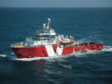 Vroon Offshore's VOS Vigilant ERRV
