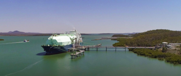 Queensland Curtis LNG
