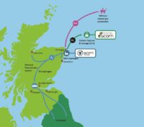 Acorn project wins £2.7m funding to test conversion of North Sea gas to hydrogen