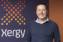Colin Manson is CEO of Xergy