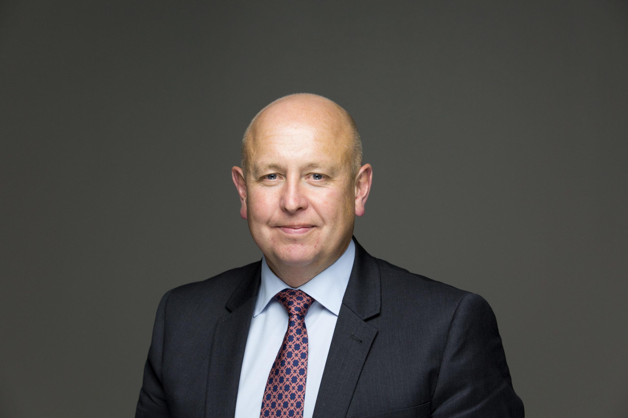 David Kemp, Wood CFO.