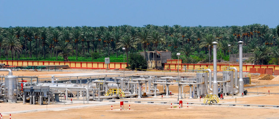 Dana Gas' operations in Egypt
