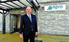 Enpro boss Ian Donald