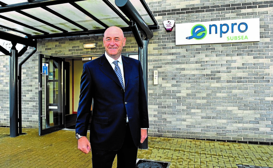 Hunting swoops for Enpro Subsea in £25m-plus deal