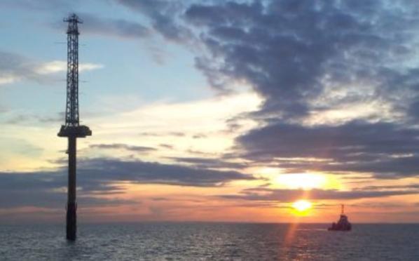 Inch Cape Offshore Wind Farm.
