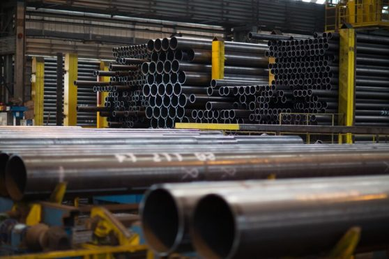 "The HFI line pipe will be manufactured in Tata Steel's Hartlepool 20"" pipe mill, and will be installed by TechnipFMC."