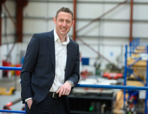 Kevin Langan will lead Paradigm Drilling Services from its base in Inverurie.