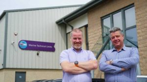 Marine Technical Limits boosts headcount on the way to £4.8m turnover target