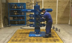 Six-figure investment boosts capacity at Angus oilfield firm
