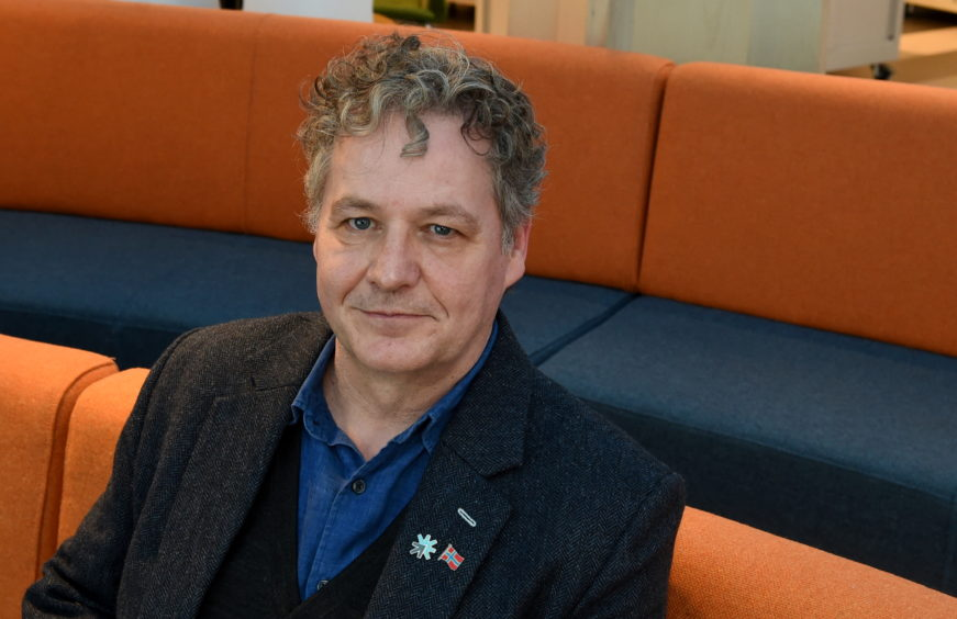 Director hired to spearhead National Subsea Centre in Aberdeen