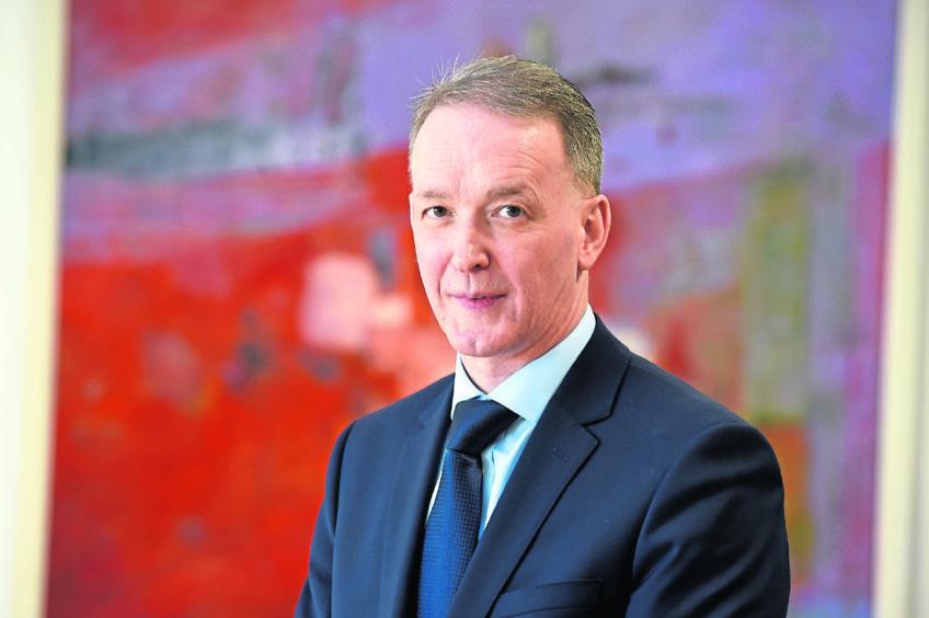 Robin Watson, chief executive of Wood plc.