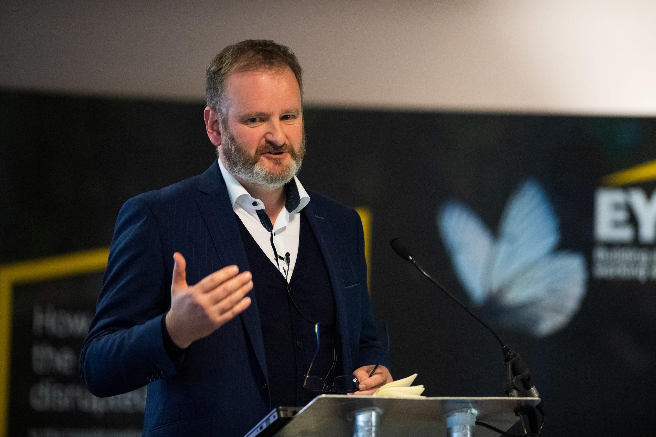 Derek Leith, EY's UK Tax Sustainability Leader