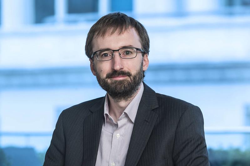 David Flood, managing director of Statkraft.