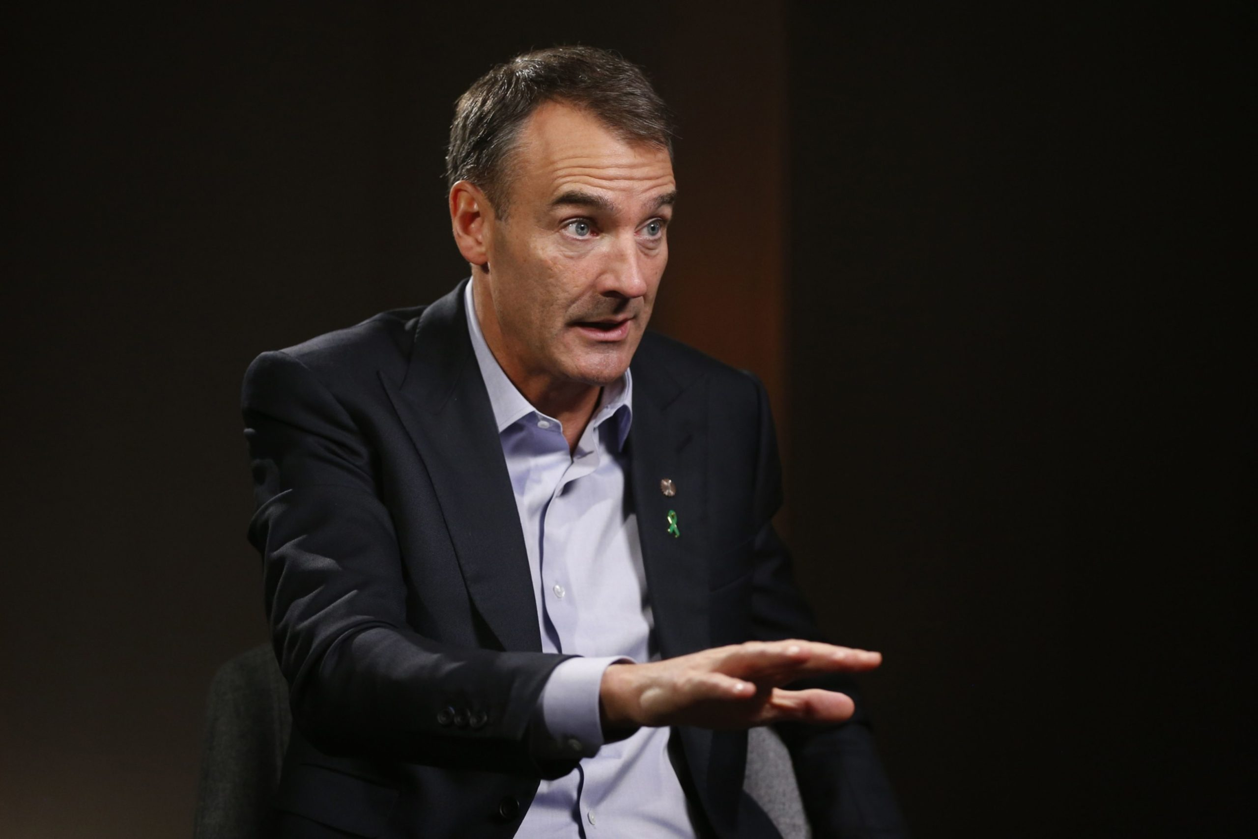 Bernard Looney, chief executive officer of BP Plc.