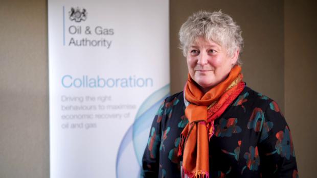Alison Kerlogue, Subsurface Manager, Lloyd's Register