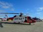 A Bristow coronacopter