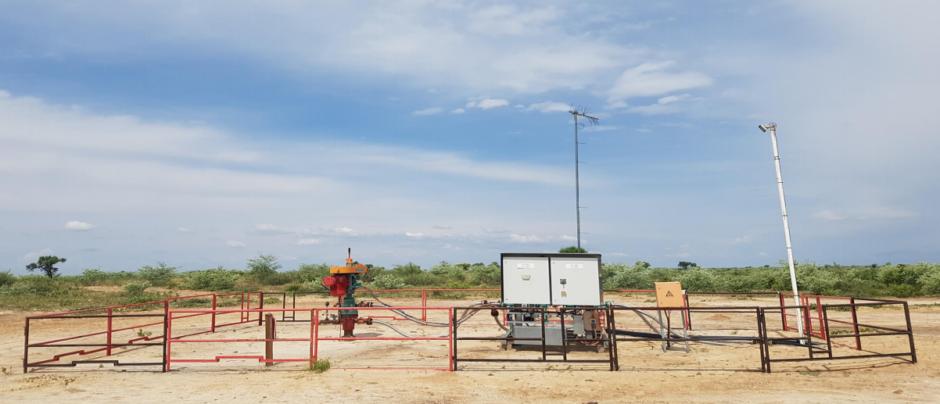 Tlou Energy's CBM operations in Botswana