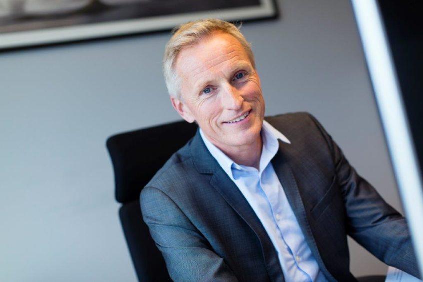 Helge Hammer, CEO of Longboat