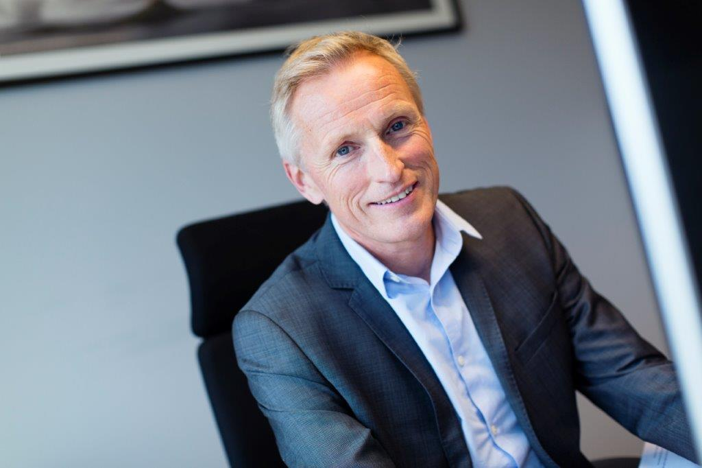 Helge Hammer, CEO of Longboat