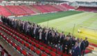 NnG supply chain event at Pittodrie.