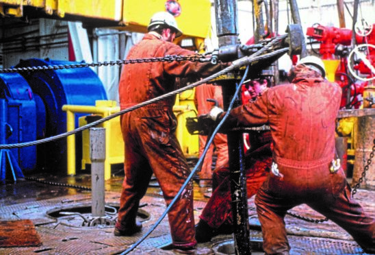 Offshore workforce cut by 40% due to Covid-19.