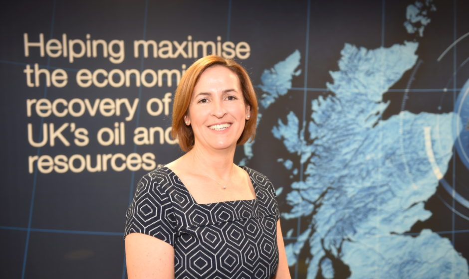 Pauline Innes, head of decommissioning at the Oil and Gas Authority.