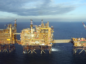 Spirit Energy's Central Platform, located in Morecombe Bay, one of the assets to be supported by Unity