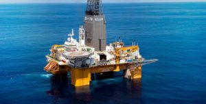 Rig sets sail for South Africa's Luiperd drilling