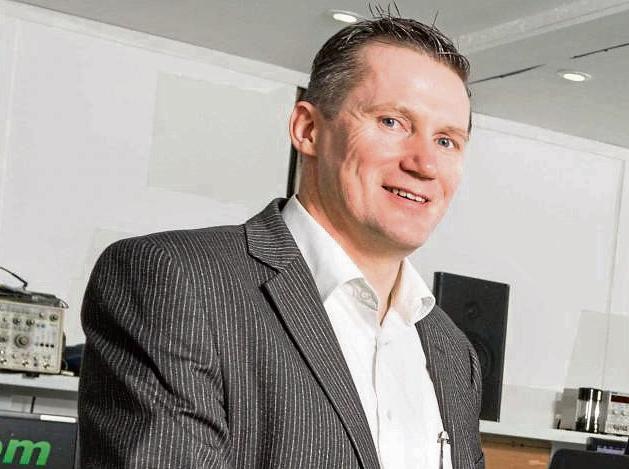 Fathom managing director Gareth Kerr