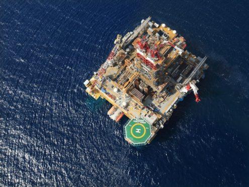 The Maersk Discoverer