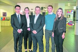Next generation rewarded with bursaries for innovation