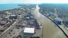 ASCO's great yarmouth supply base