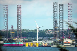 Industry expert warns Scotland needs to act fast to stay at forefront of floating wind