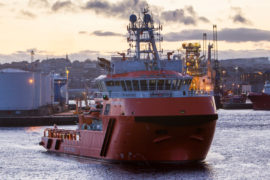Quarantine exemption 'very welcome' says owner of North Sea support vessels