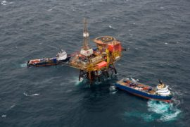 Safety watchdog rebukes North Sea oil firm over unlit flare