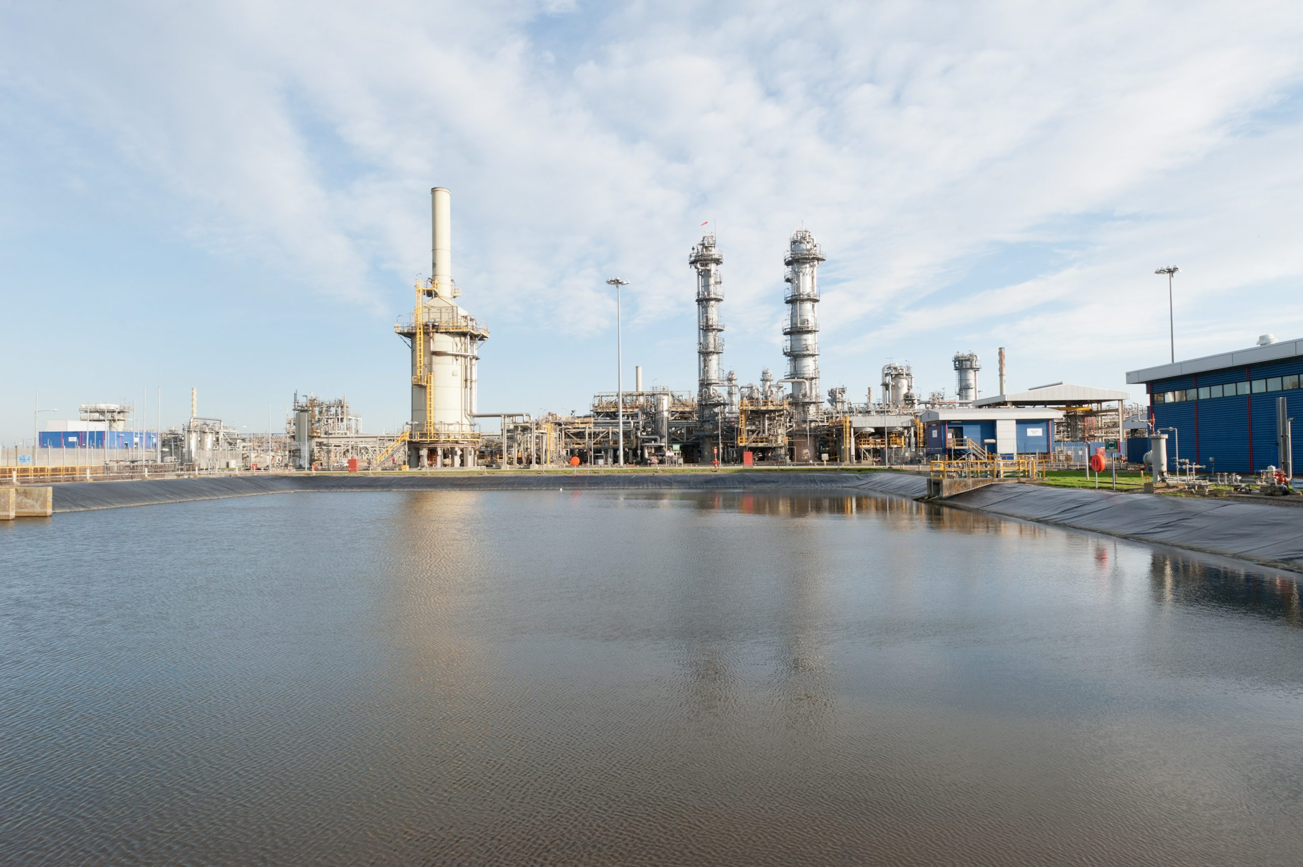 The Acorn project at the St Fergus gas terminal is pioneering the development of CCS in the UK.