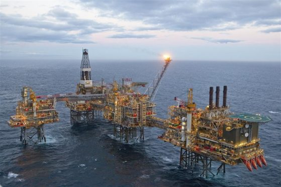 Buzzard, operated by CNOOC, is the UK's largest-producing oil field.
