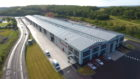 Balmoral Tanks' 150,000sqft design and manufacturing facility in South Yorkshire, UK, where the new range of tanks will be produced.