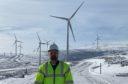 Coast Renewables boss Mark Robson.